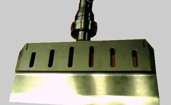 Ultrasonic Food cutting horn . blade 360mm