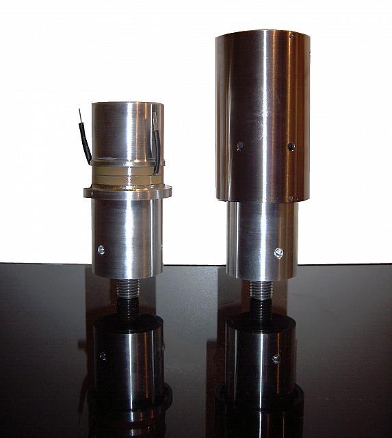 Rinco transducer or AP Sonic Ultrasonic converter