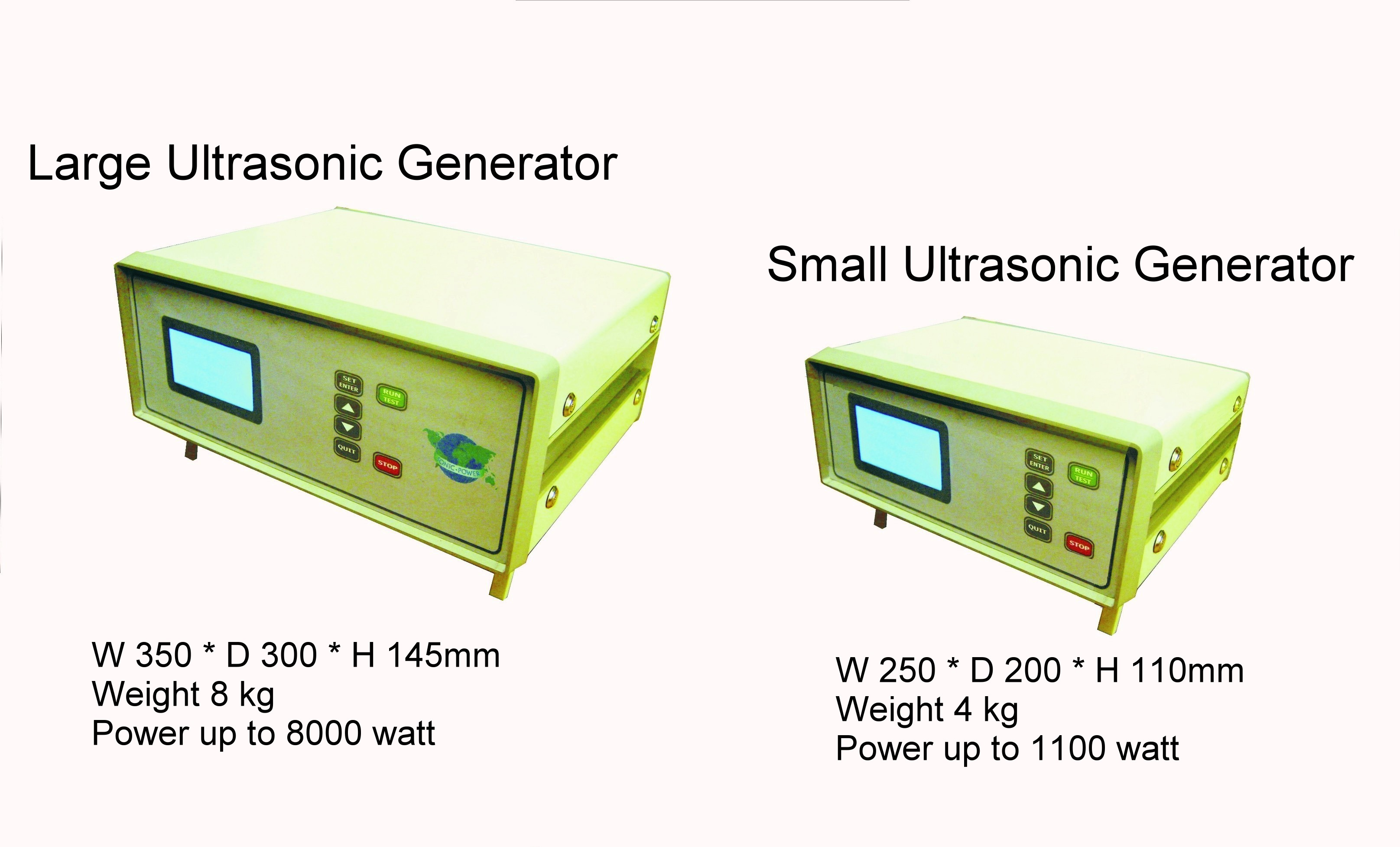 MFG 1 Multi Frequwency ultrasonic Generator