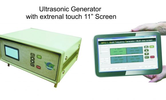 MFG 1 Ultrasonic Computer tablet touch