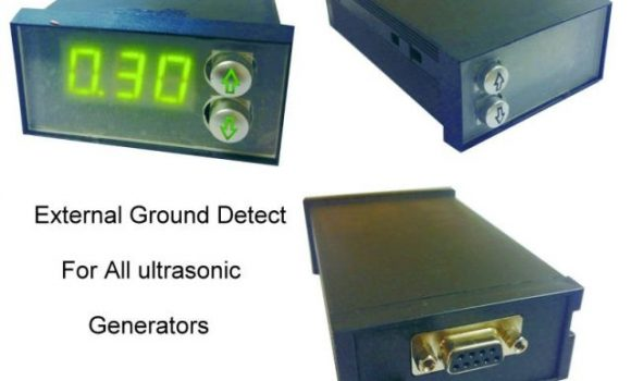 Ultrasonic Ground detect external control