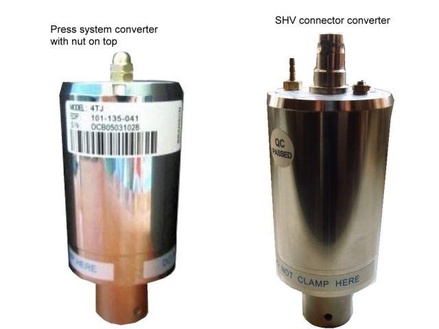 Branson converter – Transducer 40 kHz upgrade