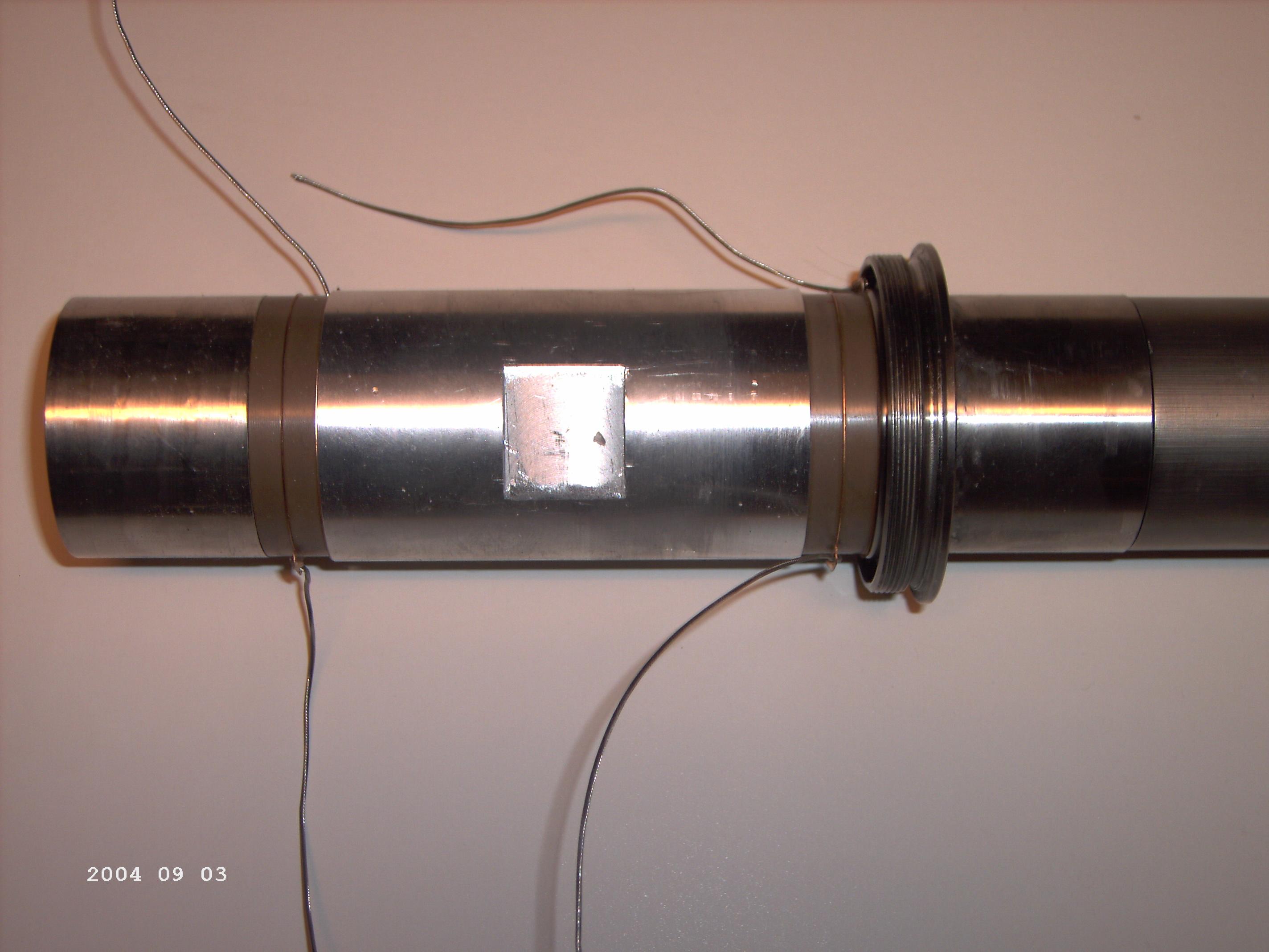 Ultrasonic Transducer – converter – schwinger high power fullwave
