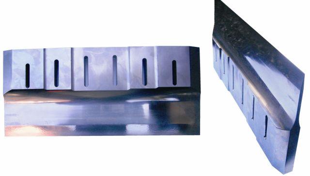 Ultrasonic food cutting blade 400 mm