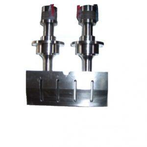 Ultrasonic Sonotrode Twin Head, 25 kHz lenght 300 mm