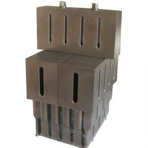 Ultrasonic Composite horn – Sonotrode 320 x 280mm welding surface
