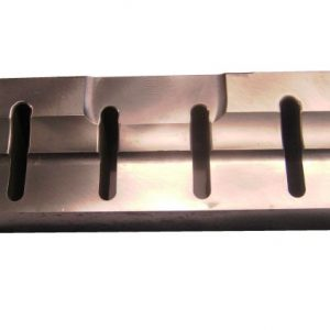 Ultrasonic Aluminum Bar Horn – sonotrode 350 x 70mm, 25 KHz