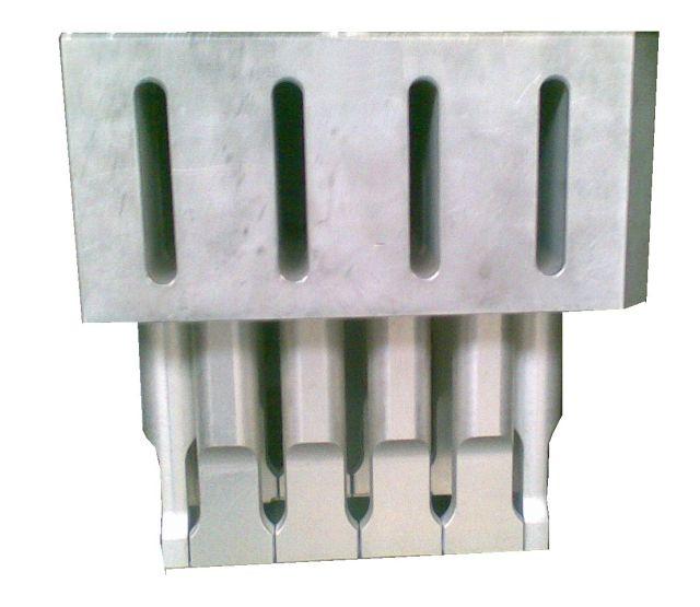 Ultrasonic Composite horn / sonotrode 25 kHz