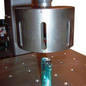 Titanium Horn 25 kHz Ø 200mm