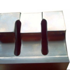 Ultrasonic welding horn – sonotrode welding surface 100 x 40mm
