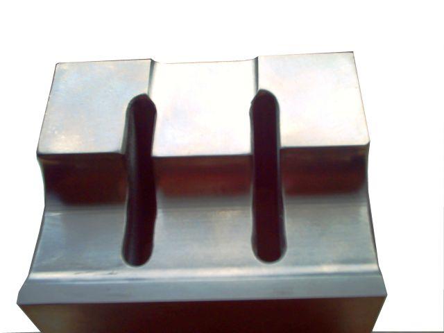 Ultrasonic welding horn – sonotrode welding surface 100 x 40mm