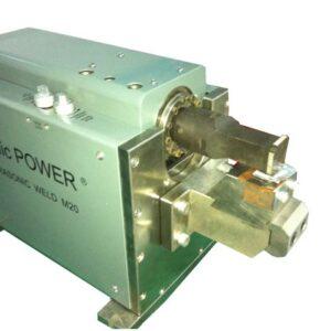 Ultrasonic Metal spot welder from 15 kHz to 60 kHz