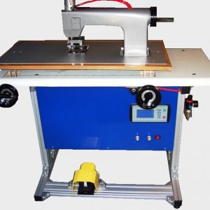 Ultrasonic horizontal sewing machine, 25 KHz