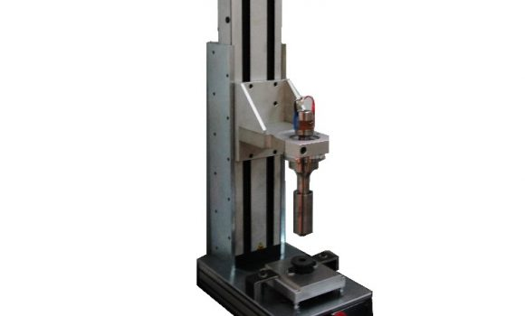 Ultrasonic servo press
